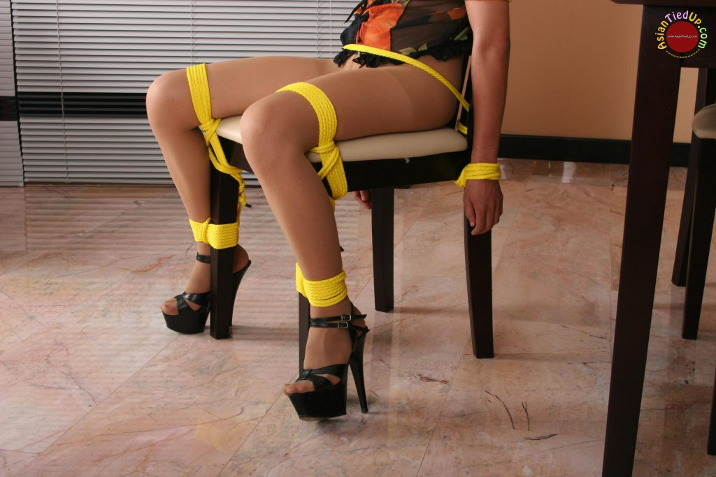 Asians Tied Up